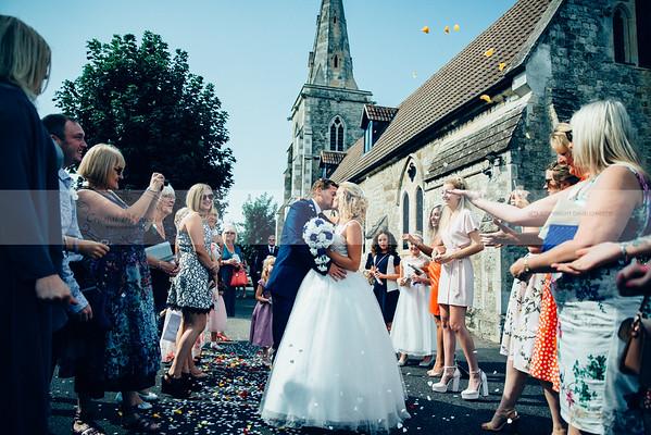 Becky & Shane wedding