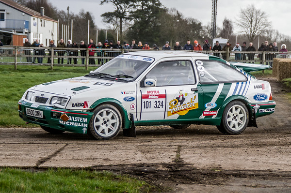 Race Retro Rally Stage
