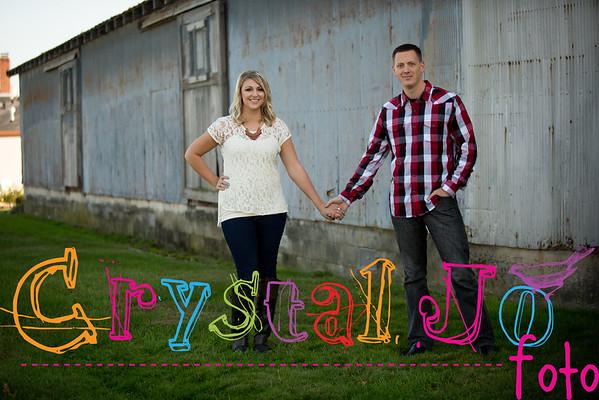 Jenn and Eli