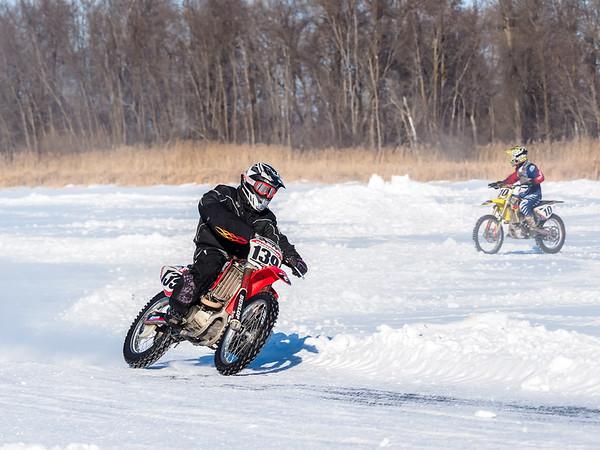 Manitoba Ice Racing