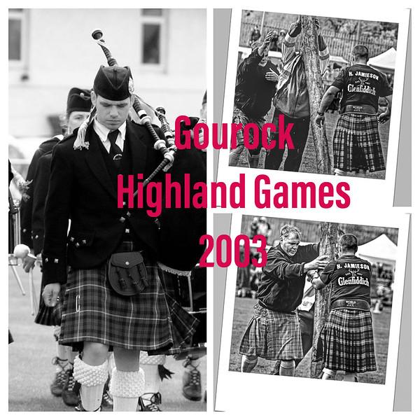 Gourock Highland Games 2003