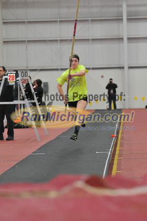 Girls' Pole Vault, Gallery 2 - 2014 MITS State Meet