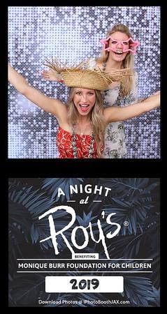 A Night at Roys