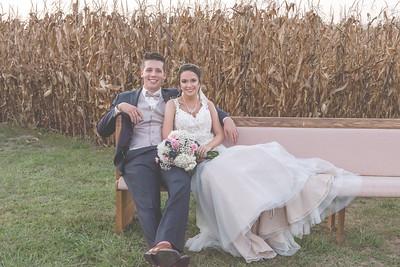 Huxford Wedding