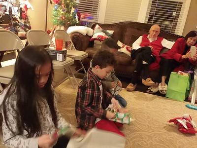 Family Christmas Dinner 2017
