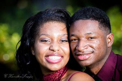 David and Octavia