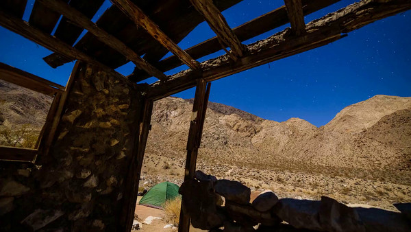 2015 Death Valley Winter Cabin 4x4 Trip