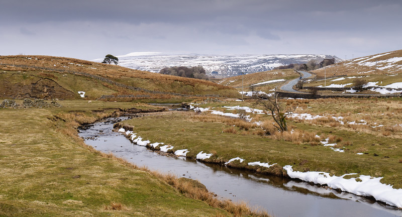 Widdale in winter
