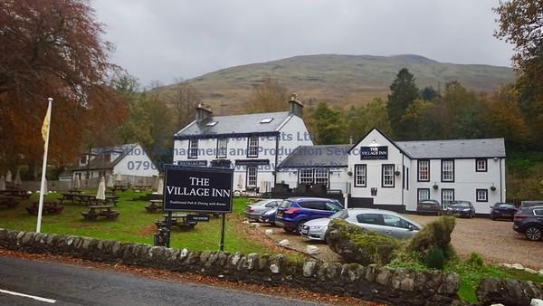 Village inn Arrochar