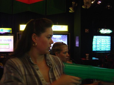 Dave & Busters 27 Dec 04