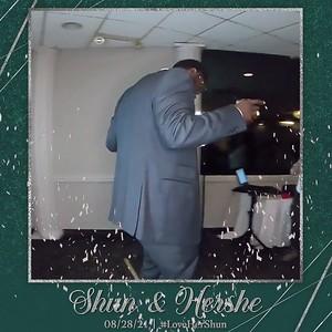 Shun & Hershe Wedding celebration