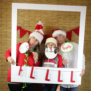 newcastle xmas photobooth OS
