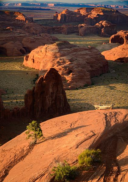 Hunt's Mesa, Arizona