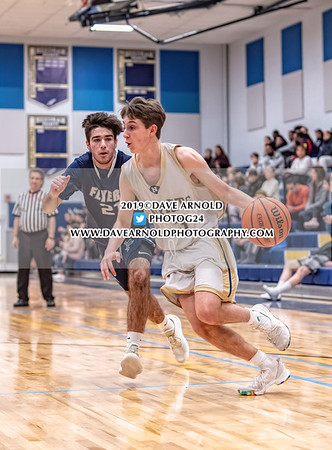 2/5/2019 - Boys JV Basketball - Needham