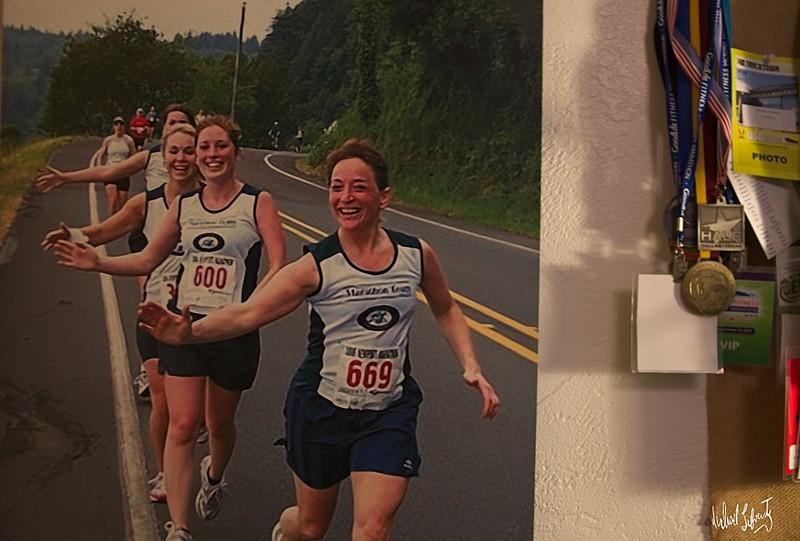 newport marathon 2006