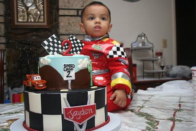 Jayden's 2nd Birthday