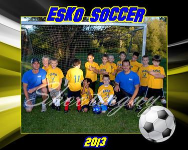 Esko U8 Soccer 2013