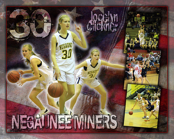 Negaunee Miners Sports Posters