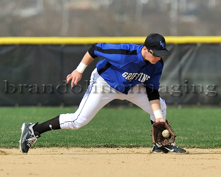 Lincoln-Way East Varsity Baseball: 2011