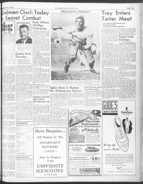 Daily Trojan, Vol. 28, No. 138, May 18, 1937