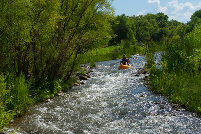 7/27/19 - Verde River Institute Kayaking