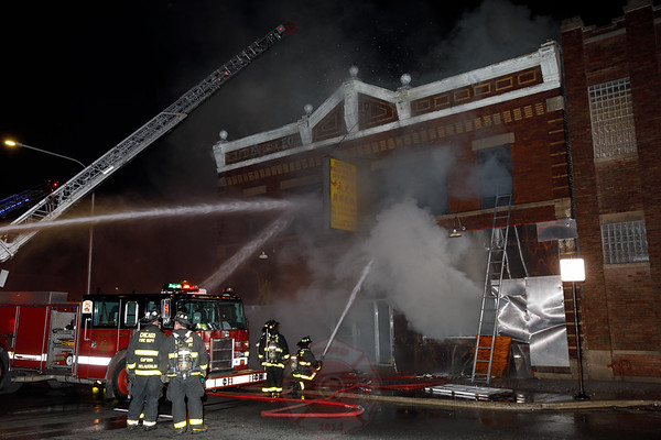2-11 Alarm of Fire 3800 S. Ashland Avenue 2020