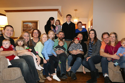 Boiman Cousins Holiday Party