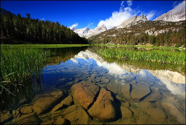 Mountains, Lakes, Rivers