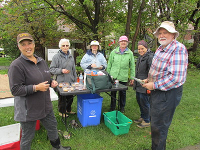 2019 - Planting at John Street Park