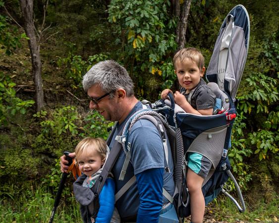 Kaikoura with Radu, Anna and kids Nov 2019