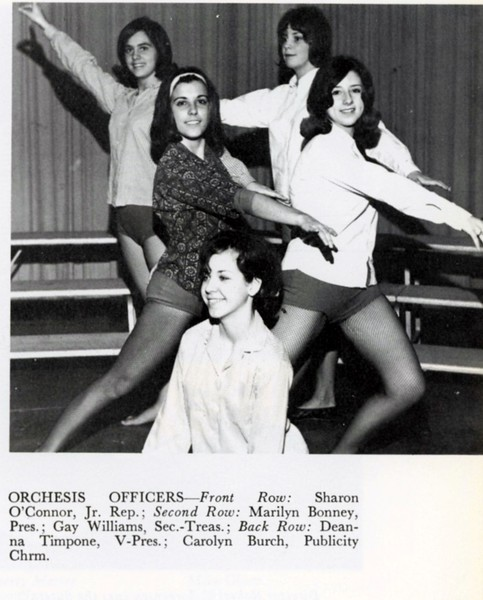 Orchesis Officers