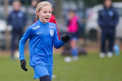 20171118 - KRC Genk Ladies U12 - Opglabbeek