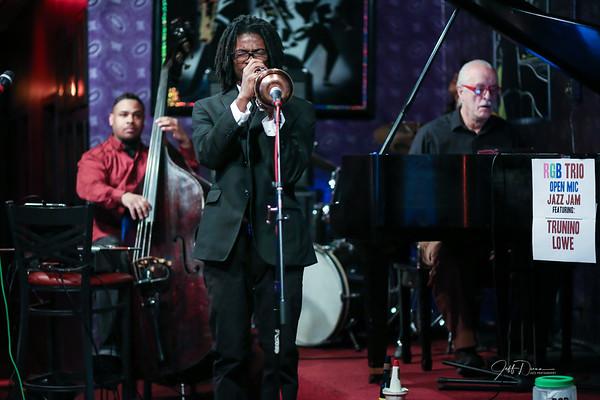 RGB Trio - Thursday Night at Bert's 2-6-2020