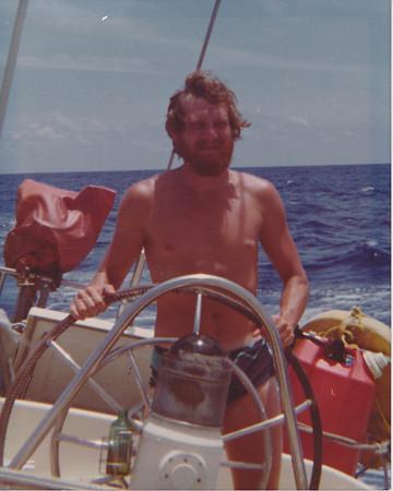 West Indies with Greg Tuxworth 1975