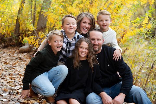Bremser Family - 2018