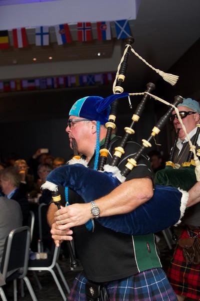 EUNIS 21st Congress Dundee 2015, Gutty Slippers performance