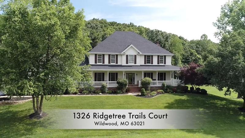 1326 Ridgetree Trails Court