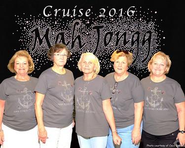 2016 Mah Jongg Cruise