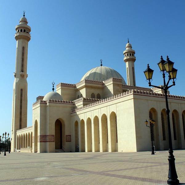 Al-Fateh Grand Mosque, Manama, Bahrain – Josef Rokus