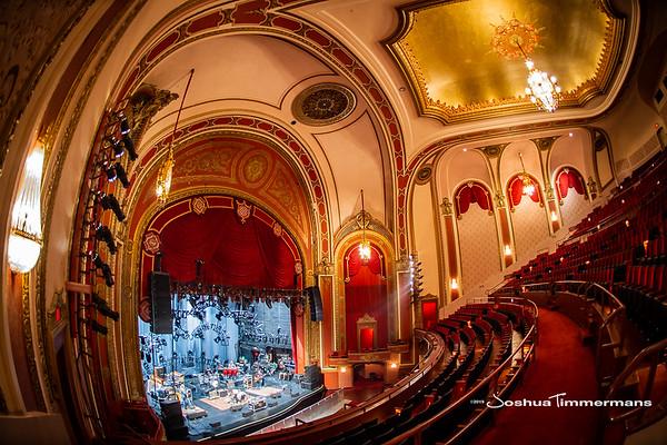 Widespread Panic - 10/24/19 - Rehearsals - Milwaukee, WI