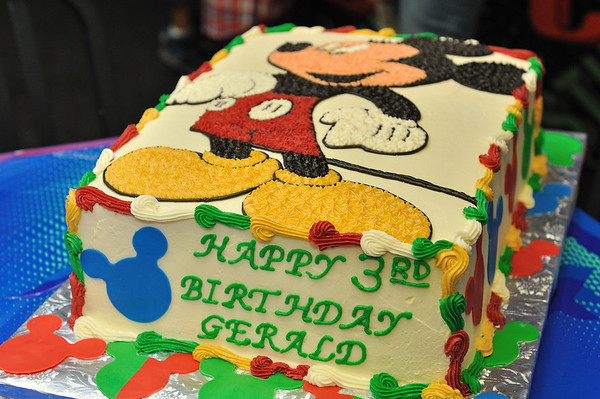 021911 Trey's 3rd Birthday Party