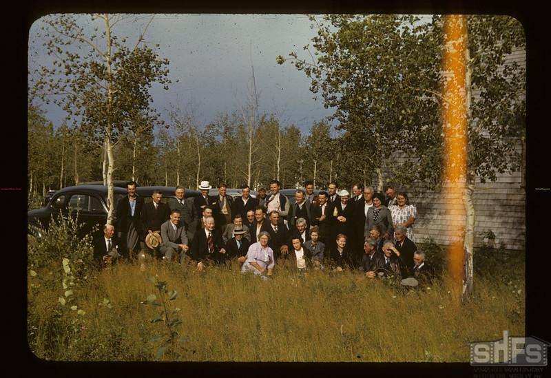 Loon Lake Co-op School. Loon Lake.  05/24/1942