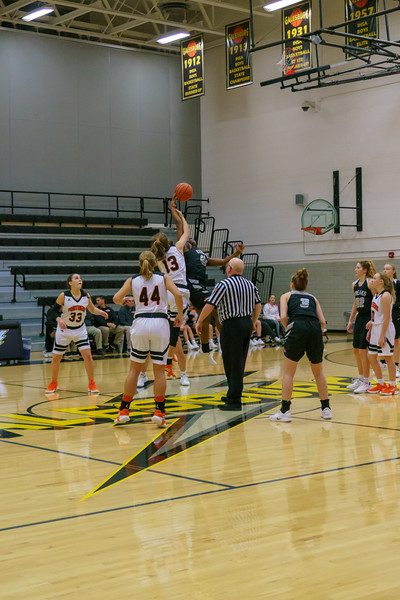GHS Girls vs Washington Nov. 17, 2018