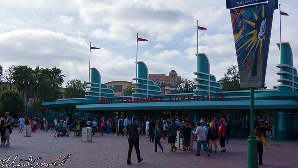 Disneyland Resort 4/25/14