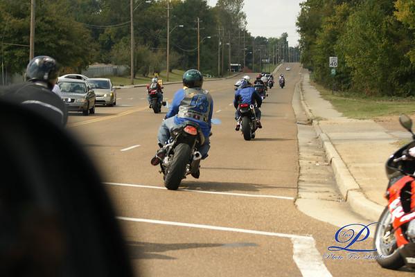 Domestic Violence Ride 2012