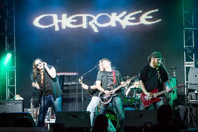 2015.01.09. - Cherokee a Barba Negrában