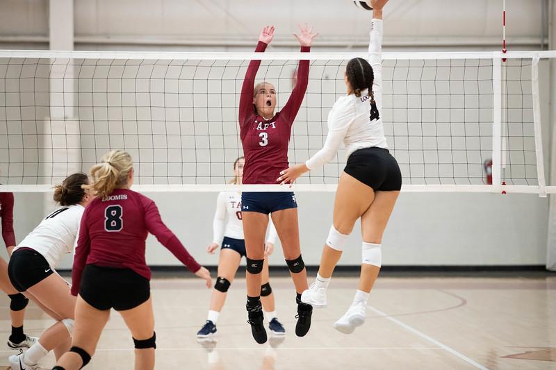 Varsity Volleyball v Loomis