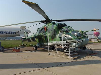 Mi-35P (Russia)