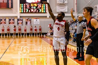 Perry Varsity Basketball vs Chardon 2-26-2021
