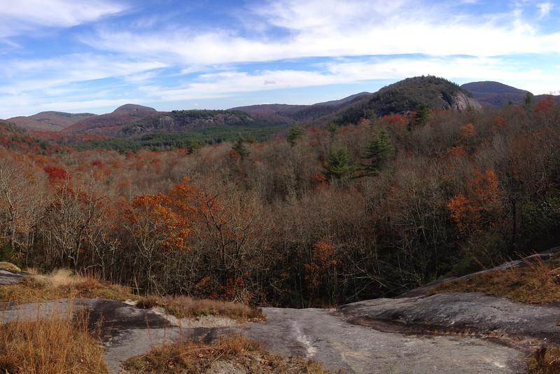 Panthertown Valley Trail - 3,960'